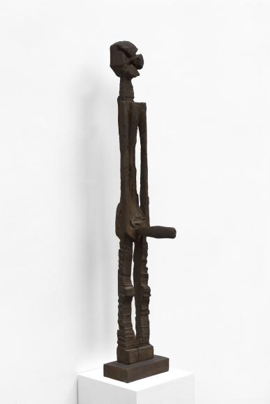 """A.R. Penck """"X-face-man 1"""", 1987"""