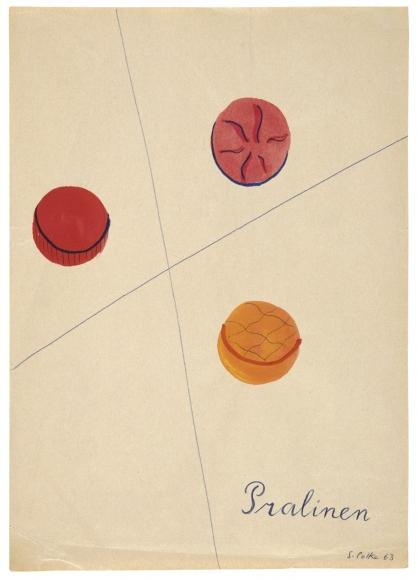 """Pralinen (Pralines)"", 1963"