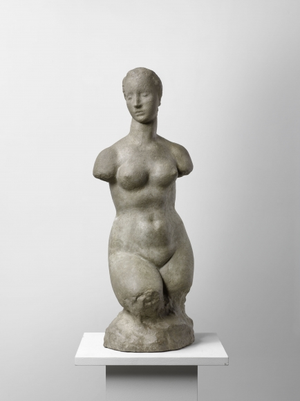 """Kleiner weiblicher Torso (Hagener Torso)"", 1911"