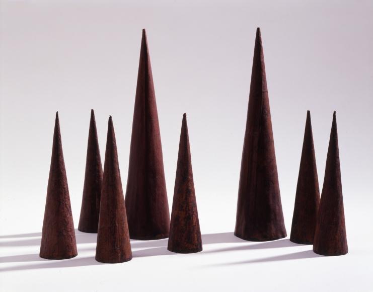 """""""Eight Cones"""", 1959-1960"""