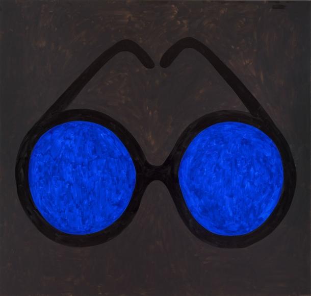 """""""Blaue Brille (Blue Glasses)"""", 2019"""