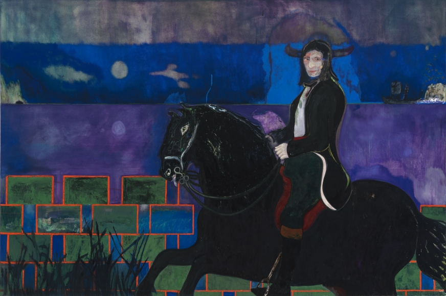 """""""Horse and Rider"""", 2014"""