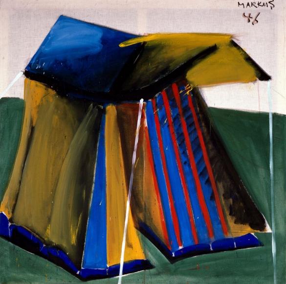 """""""Zelt 46 – dithyrambisch (Tent 46 – dithyrambic)"""", 1965"""