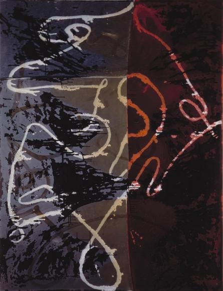 """""""Neue Schleifen"""", 1988"""