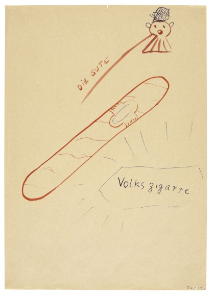 """""""Die gute Volkszigarren (The Good Peoples' Cigars)"""", 1964"""