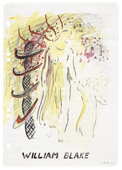 """William Blake"", 1967"