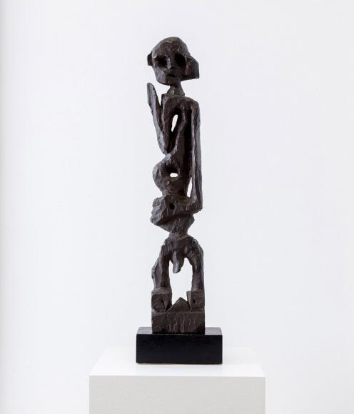 """A.R. Penck """"Ilei"""", 1987"""