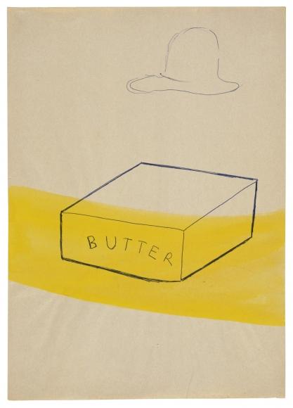 """""""Butter"""", ca. 1963-1965"""