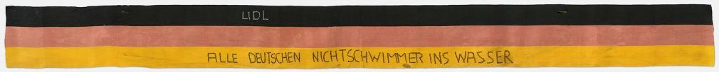 """""""Alle Deutschen Nichtschwimmer ins Wasser"""", 1969"""