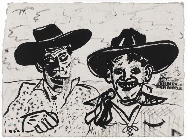 """""""Lusty Men"""", 1982"""