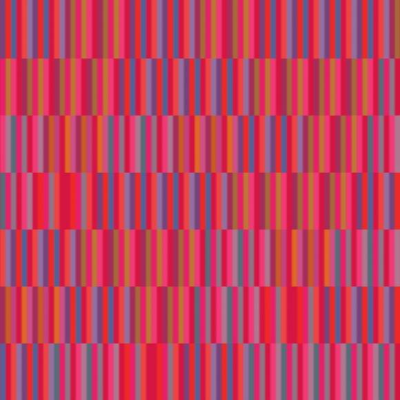 518 Beats (Ready, Steady, Go!), 201, synthetic polymer