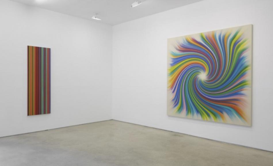 Tim Bavington: New Paintings