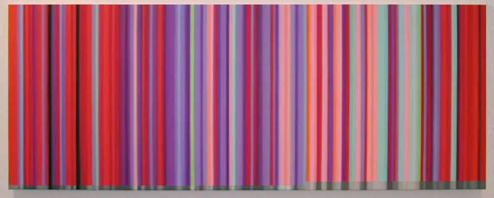 Before Today,2001, Synthetic polymer on canvas