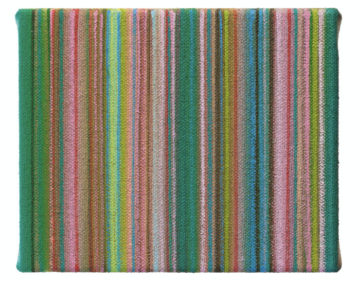 Untitled, 2013, synthetic polymer