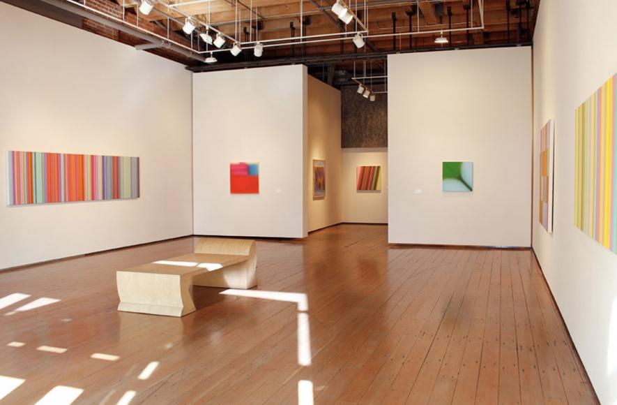 Untitled, installation view.