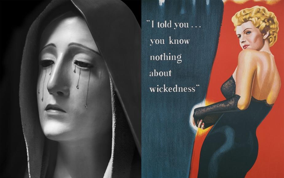 ELIZABETH HEYERT THE IDOL, Wickedness