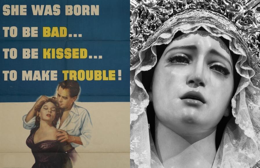 ELIZABETH HEYERT THE IDOL, Trouble
