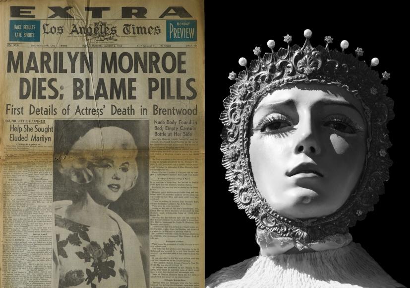 ELIZABETH HEYERT THE IDOL, Marilyn