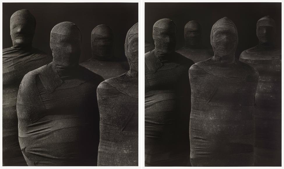 ELIZABETH HEYERT THE BOUND,Five Men