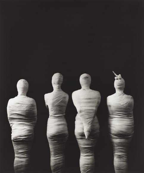 ELIZABETH HEYERT THE BOUND, Four Women