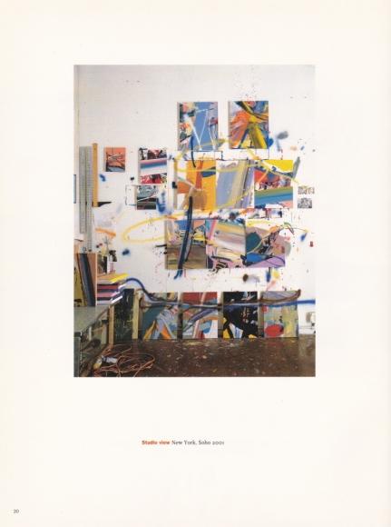 Les Rogers Catalogue page view Soho nyc studio