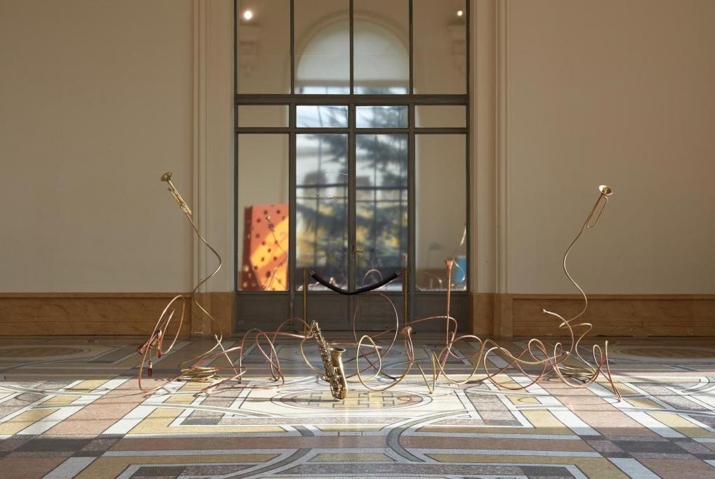 巴黎當代藝術博覽會,現場