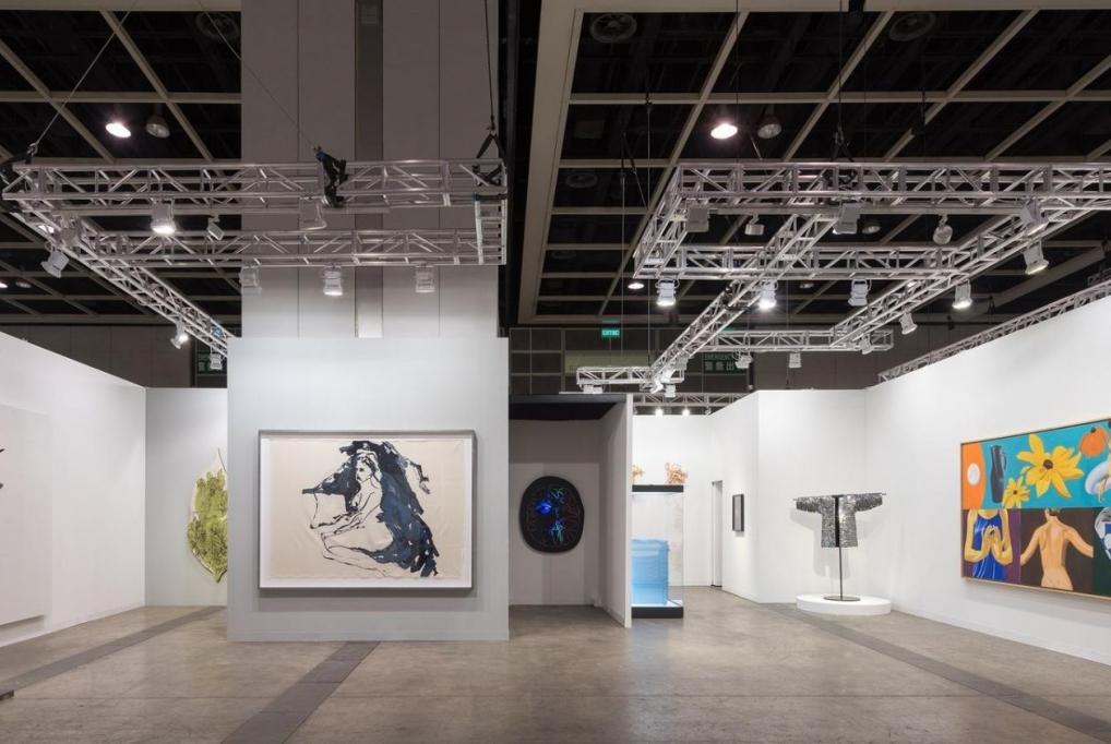 巴塞爾藝術展香港展會 016
