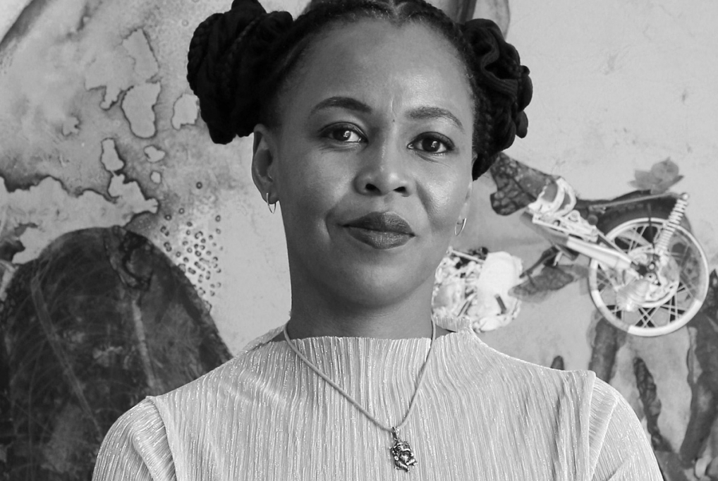 Wangechi Mutu: The NewOnes, will free Us