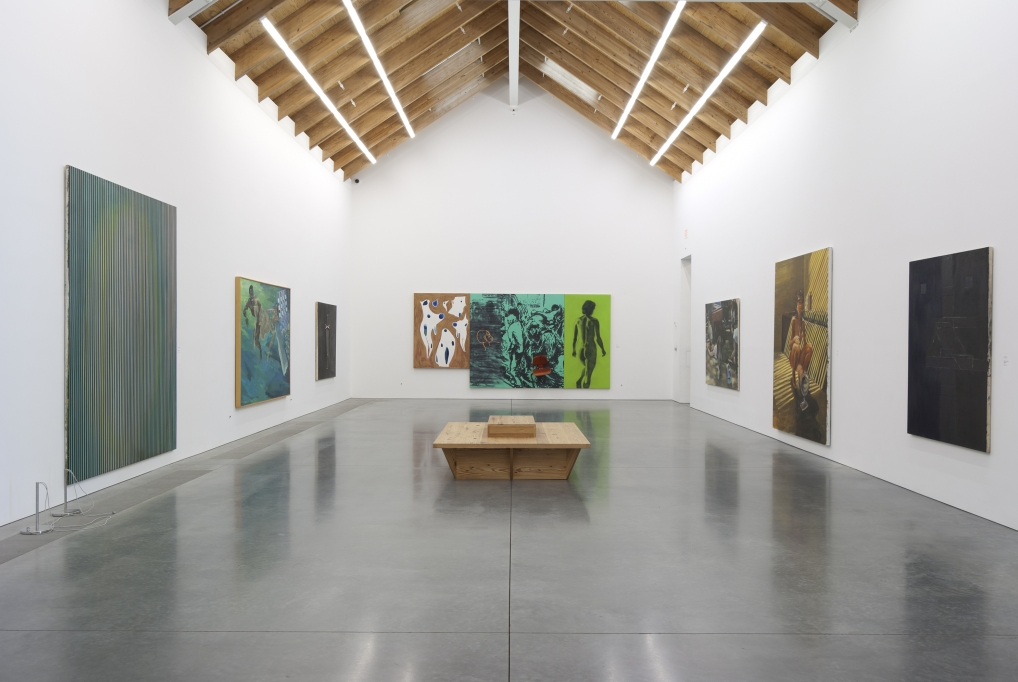 Unfinished Business: Paintings from the 1970s and 1980s by Ross Bleckner, Eric Fischl, and David Salle