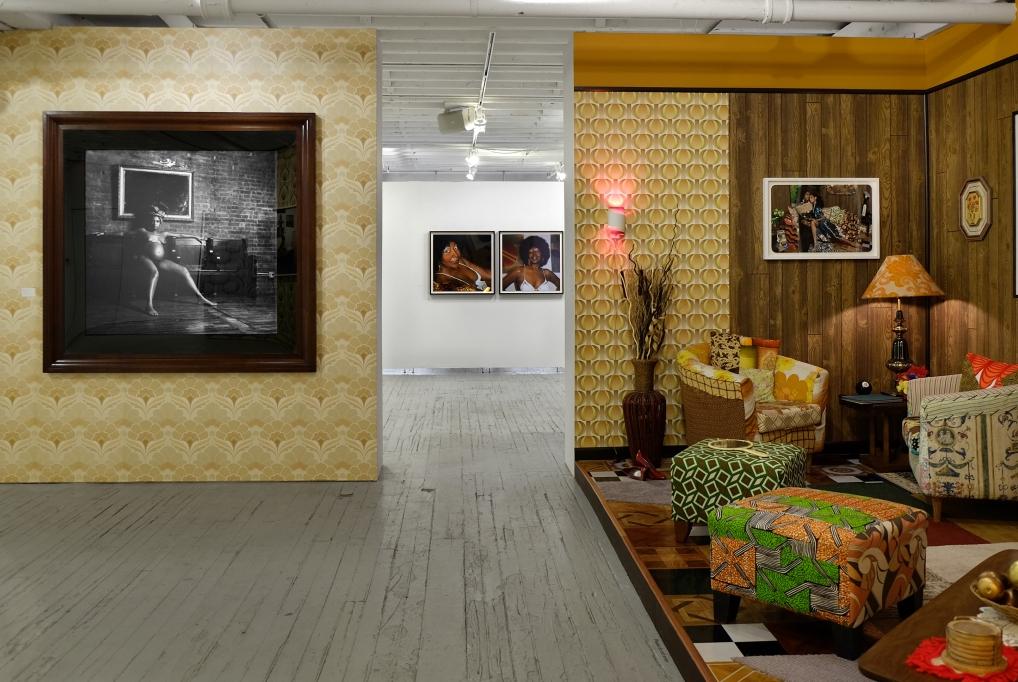 米卡琳·湯馬斯的攝影與對話