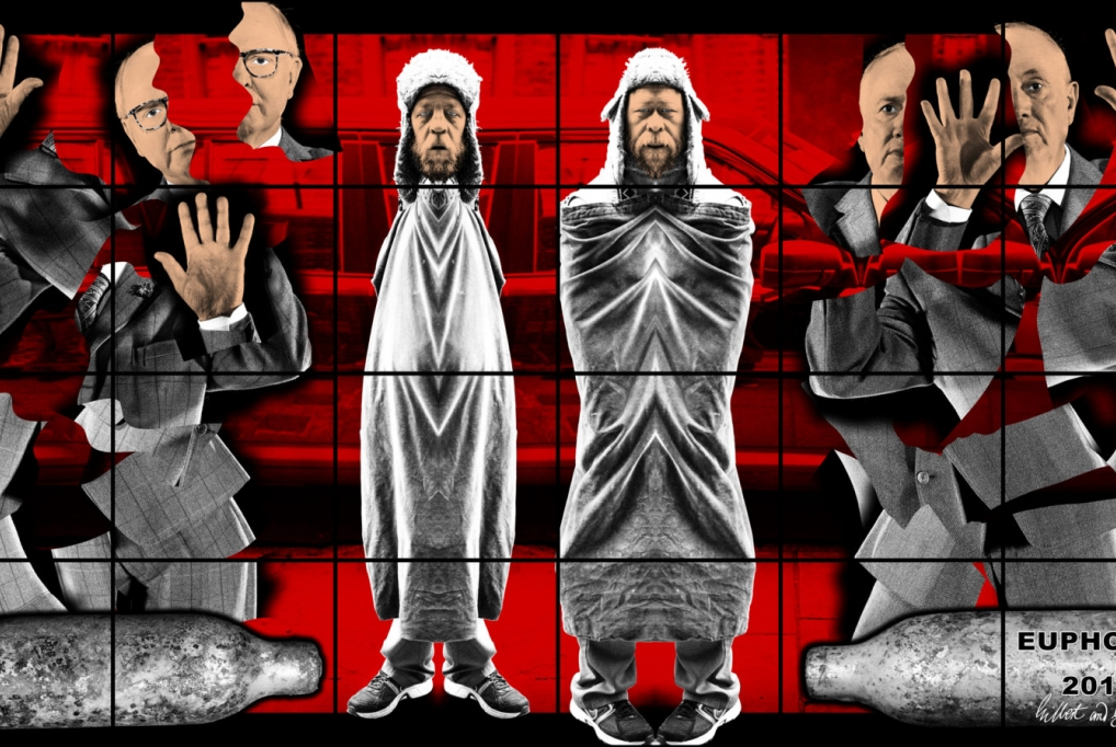 Gilbert & George: THE MAJOR EXHIBITION