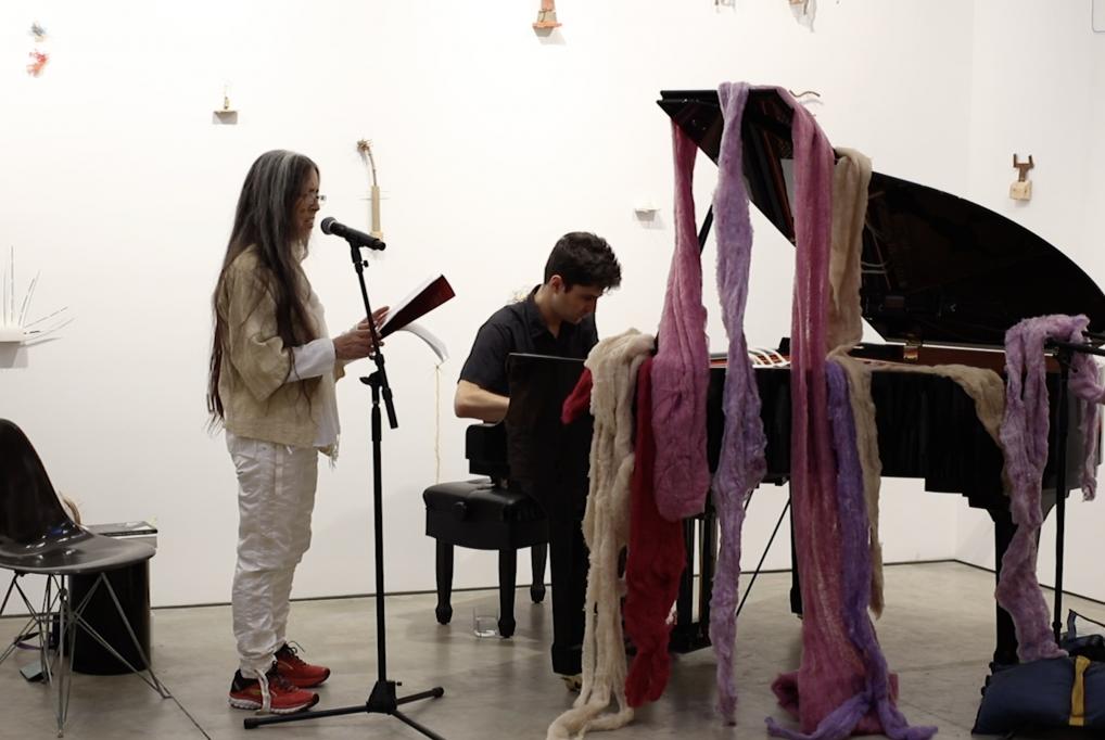塞西莉亞·維納與里卡多·加洛