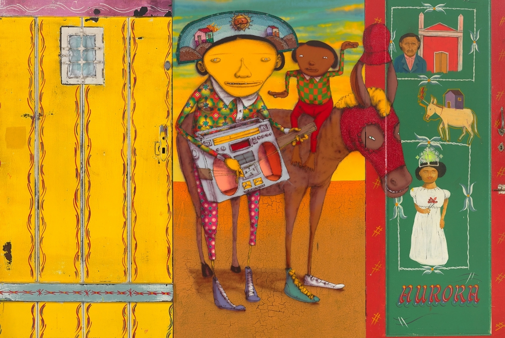 OSGEMEOS: You Are My Guest