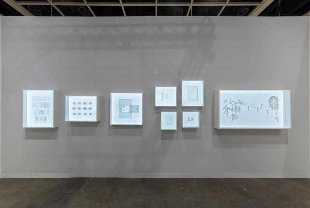 巴塞爾藝術展香港展會 2017