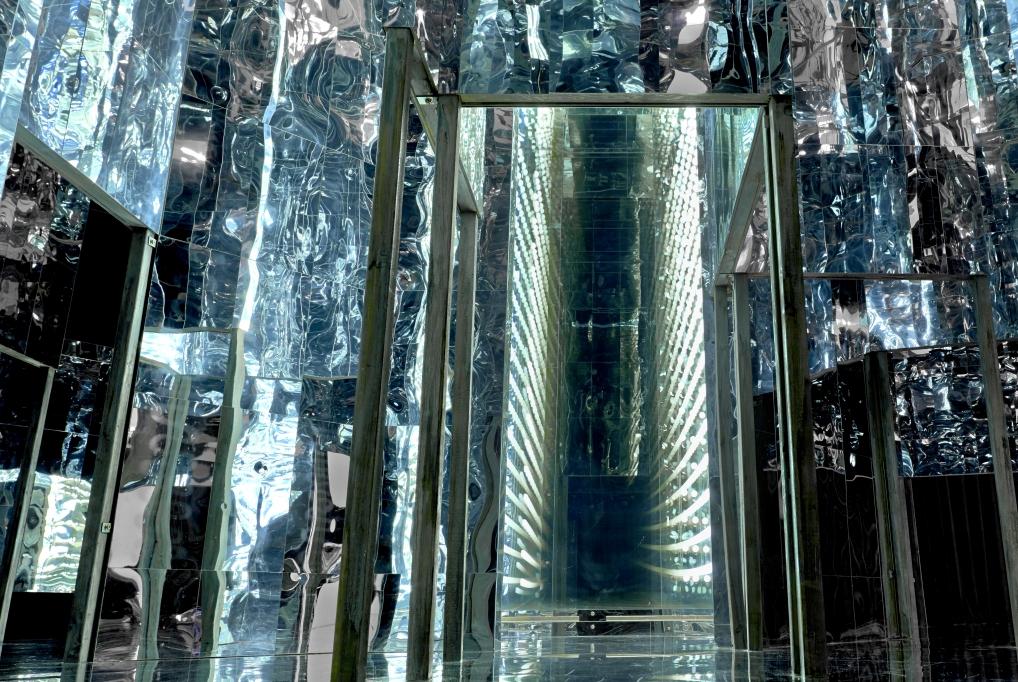 Lee Bul's Labyrinth of Infinity Mirrors: Via Negativa II