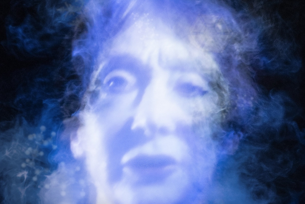 Tony Oursler: Water Memory