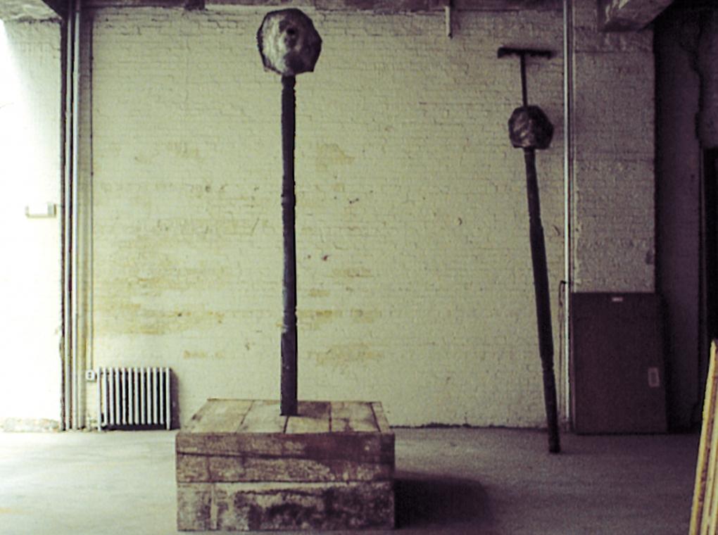 Sculptures 1989