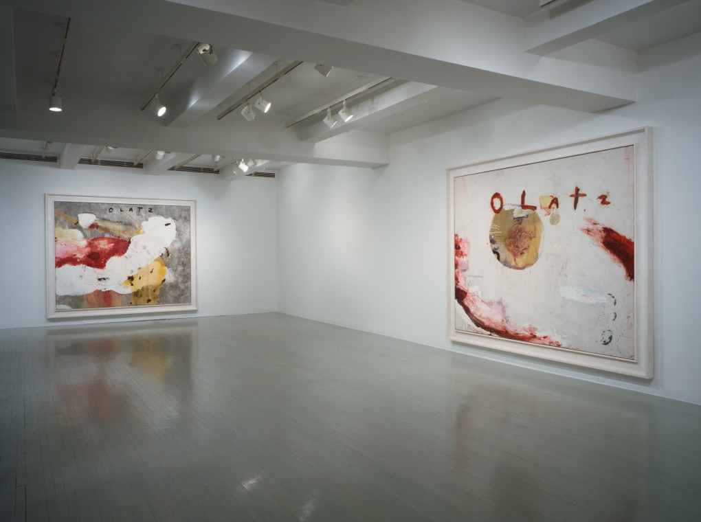 Olatz Paintings 1991