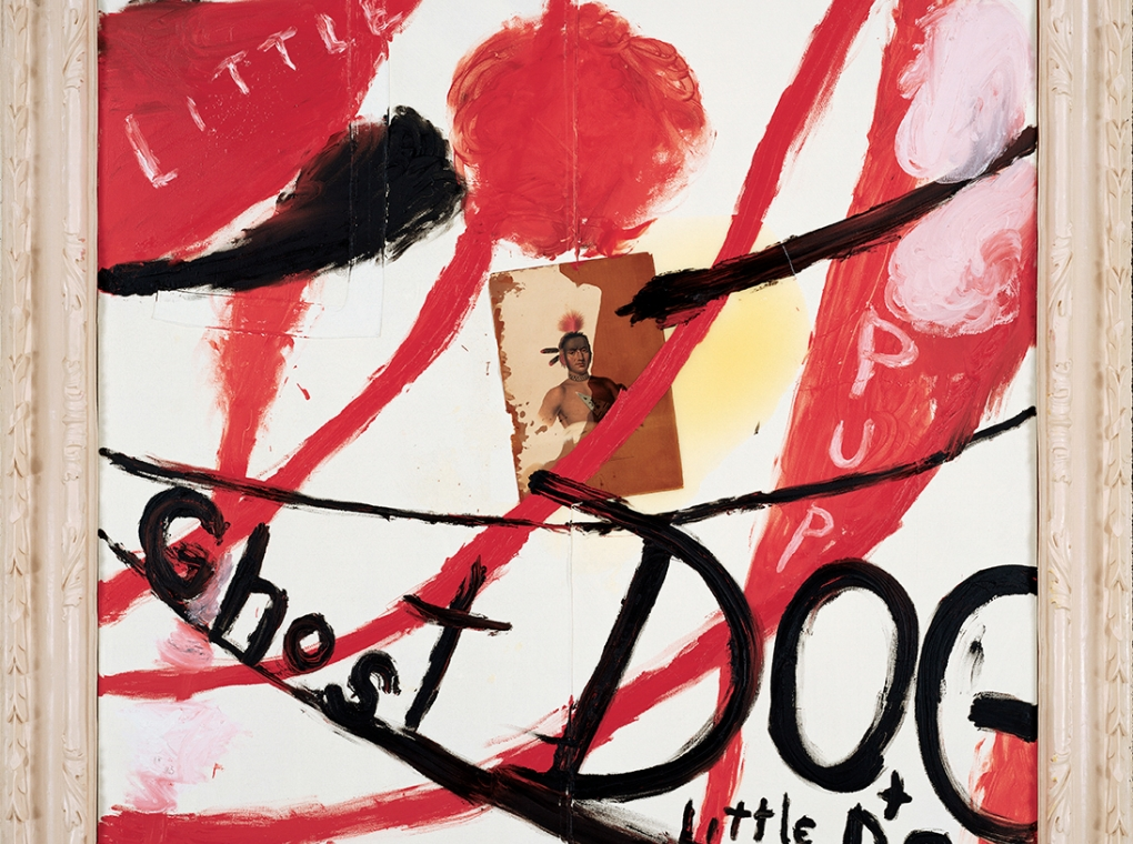 Ghost Dog Paintings 2000