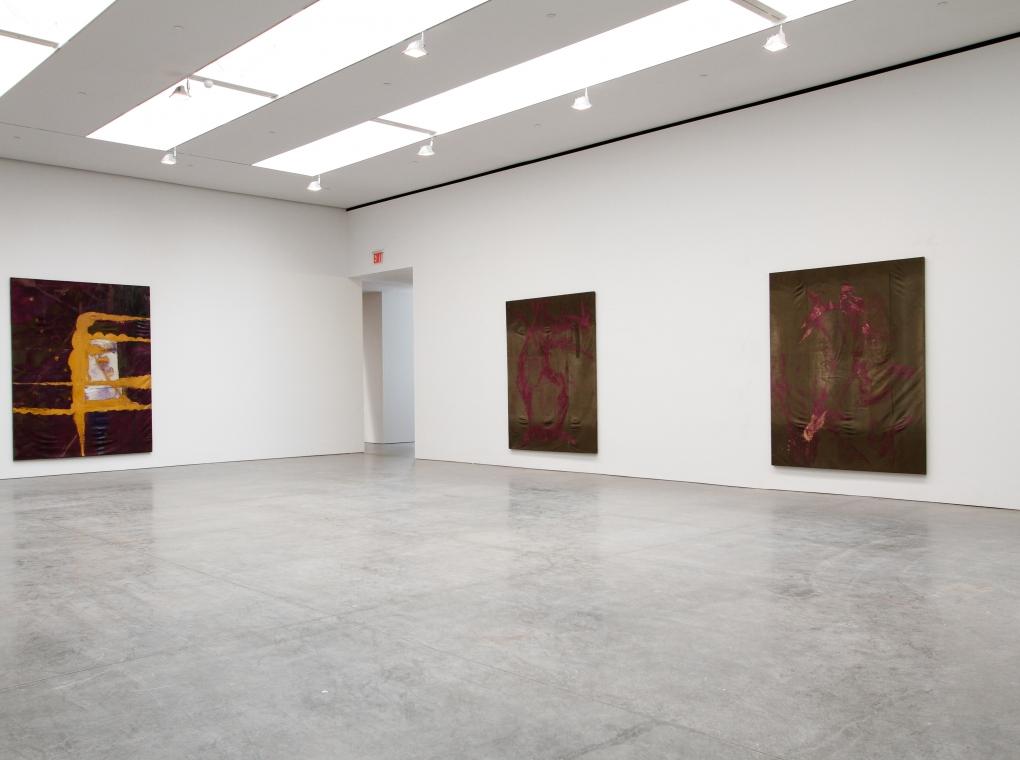 Purple Paintings 1989
