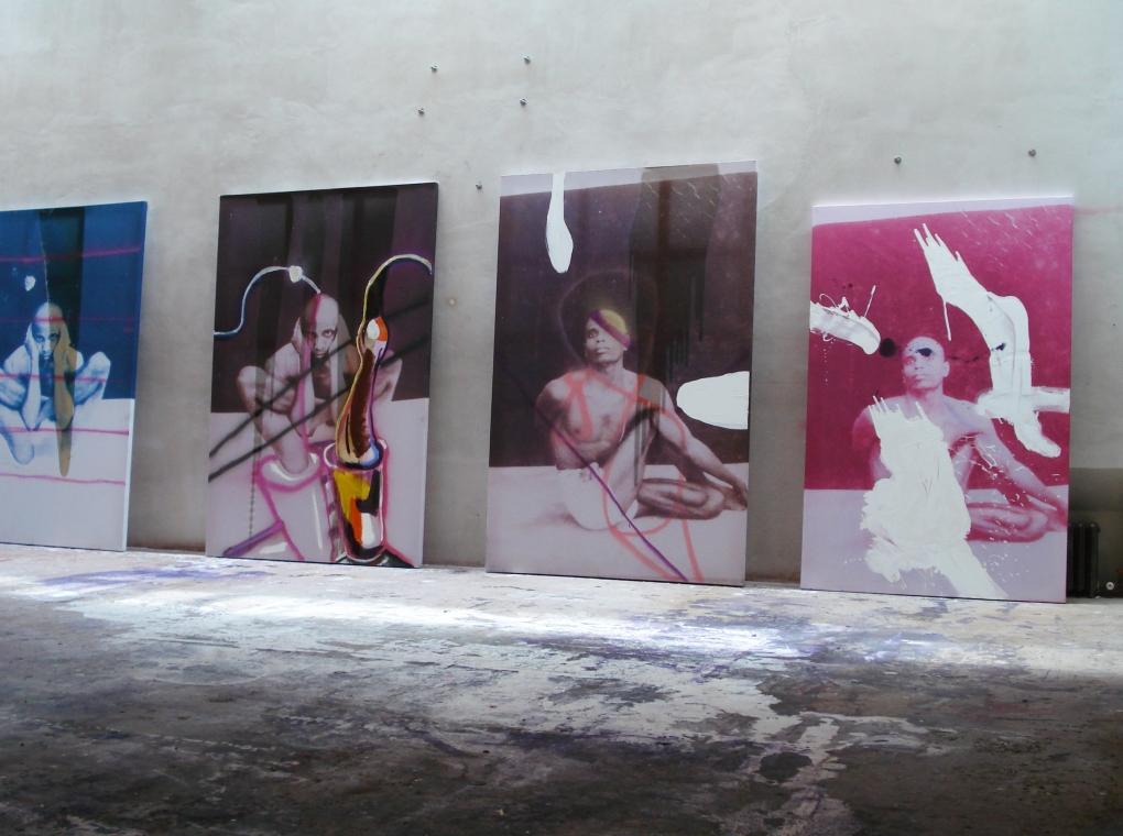 Yogi Paintings 2008