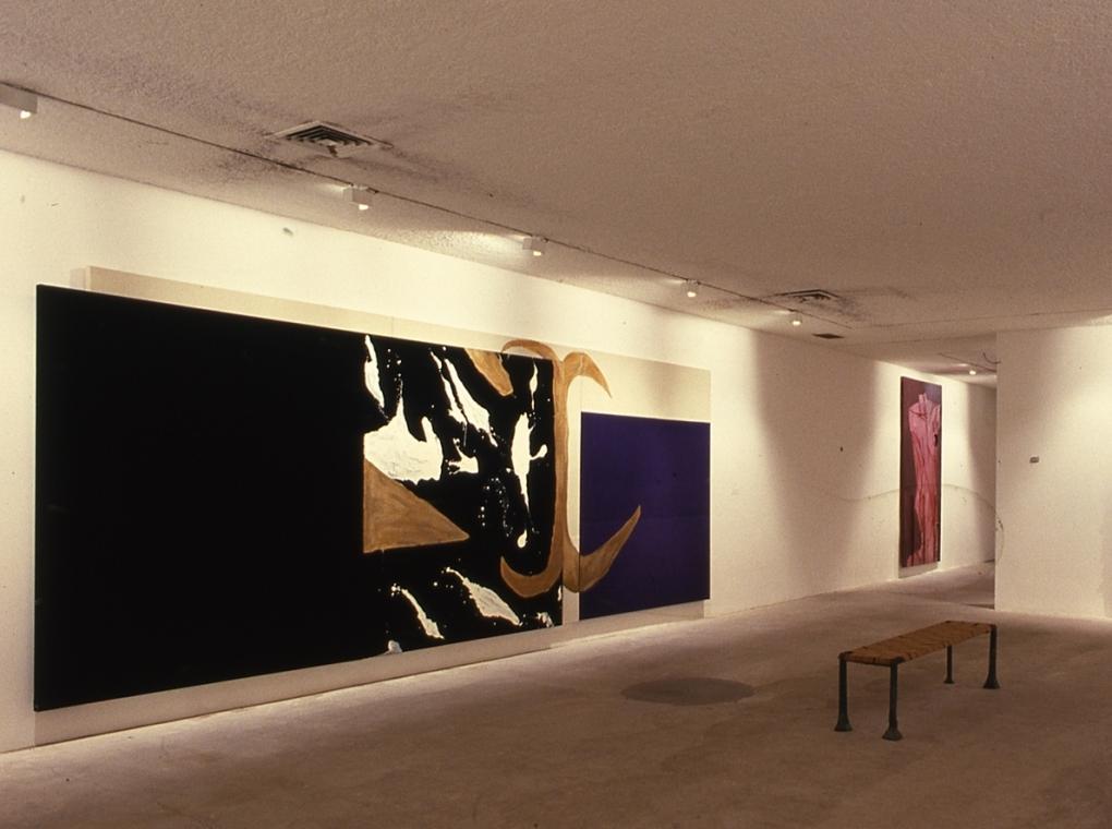 Early Velvet Paintings 1980-1984