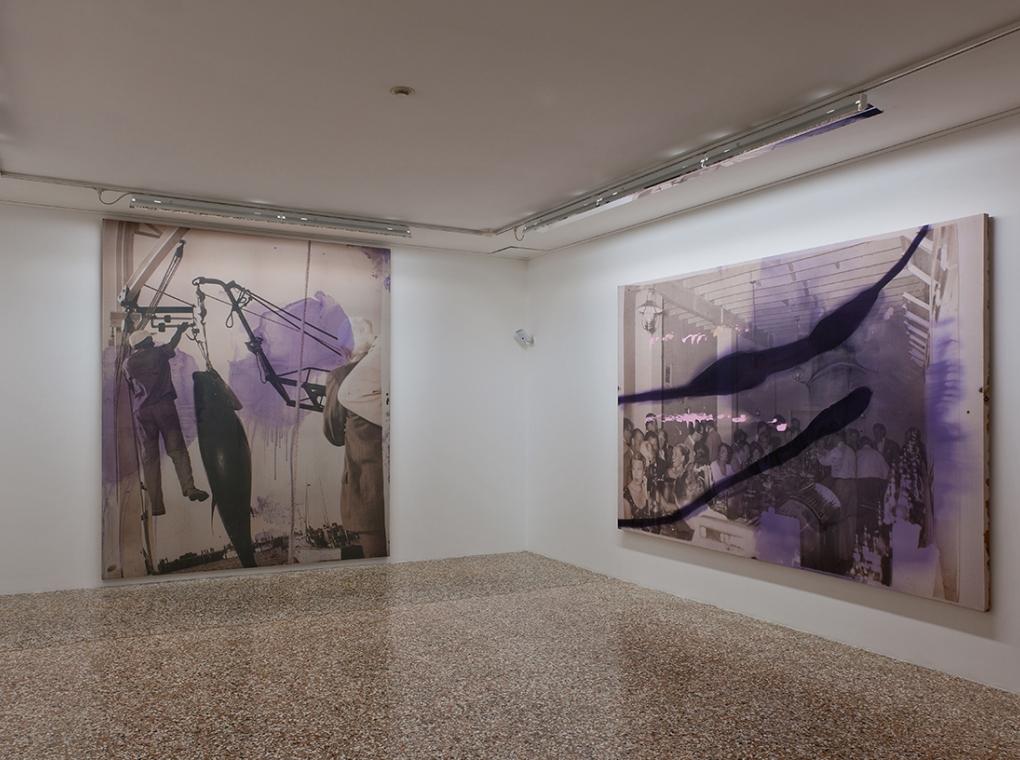 Salivars Paintings 2009