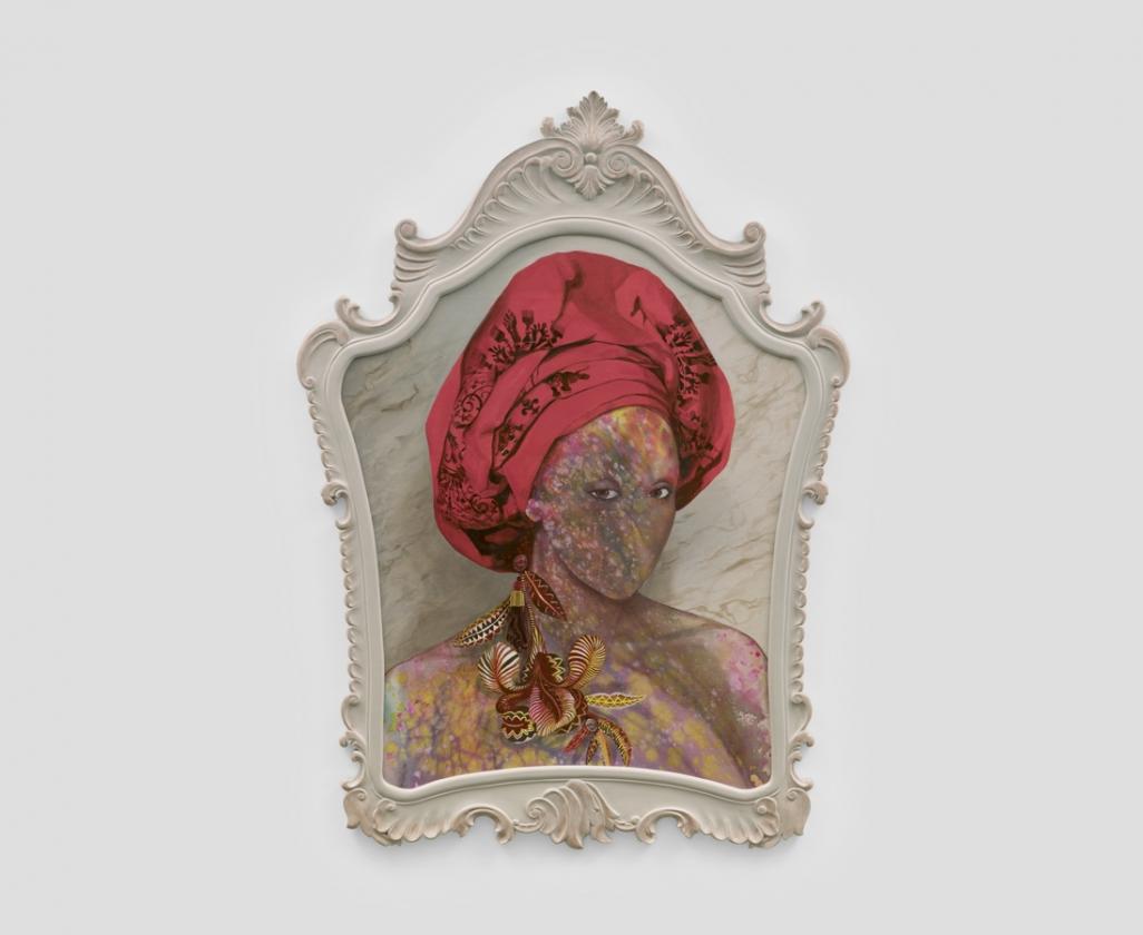 Firelei Báez at National Gallery of Art, Washington D.C.