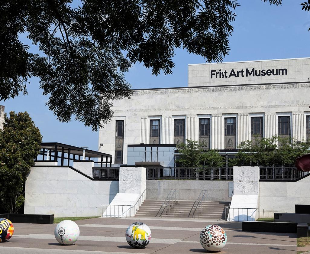 Matthew Ritchie at Frist Art Museum