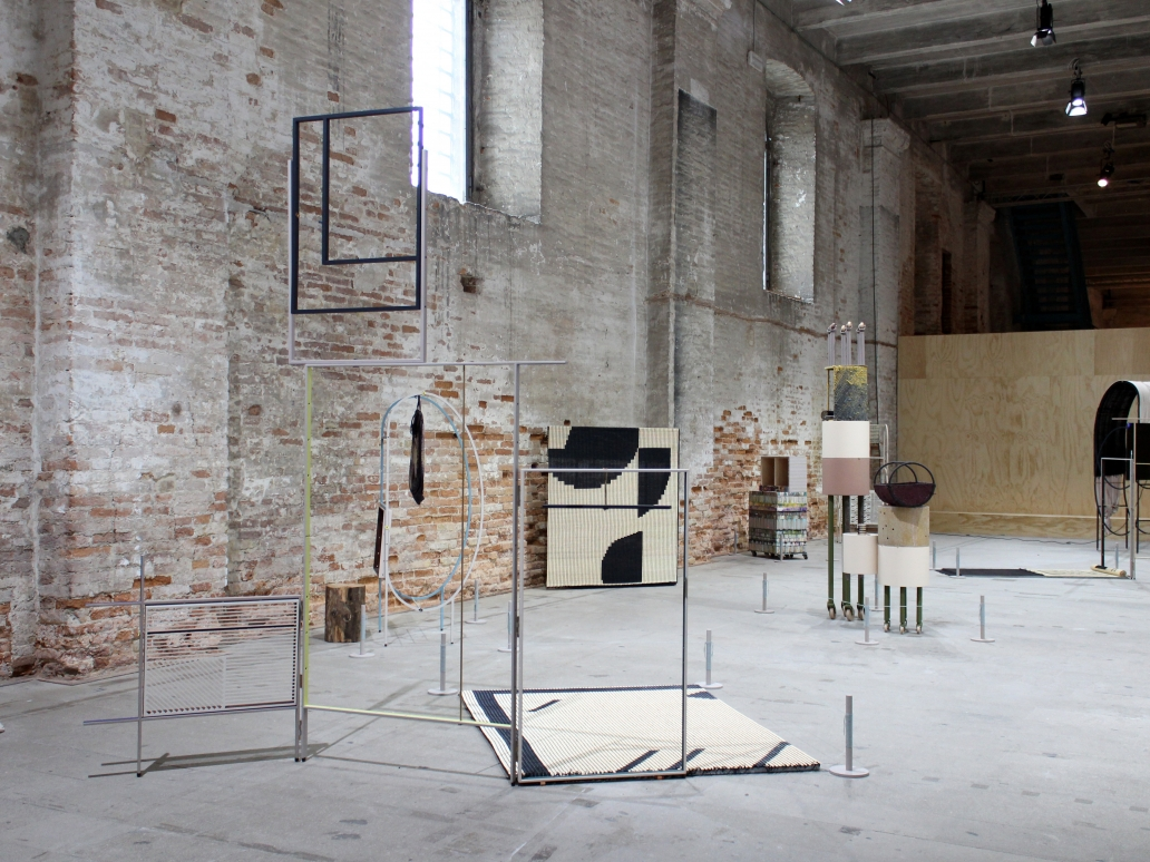 SUKI SEOKYEONG KANG, INSTALLATION VIEW AT THE ARSENALE FOR THE 58TH LA BIENNALE DI VENEZIA