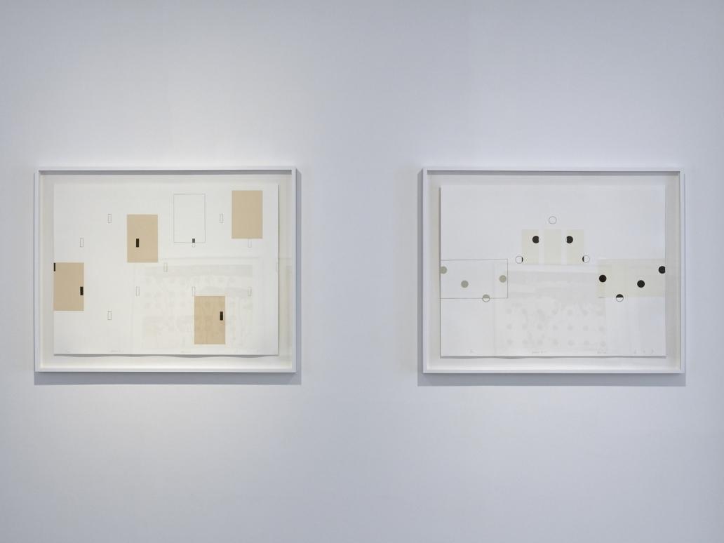 Kim Yong-Ik: Untitled Utopias