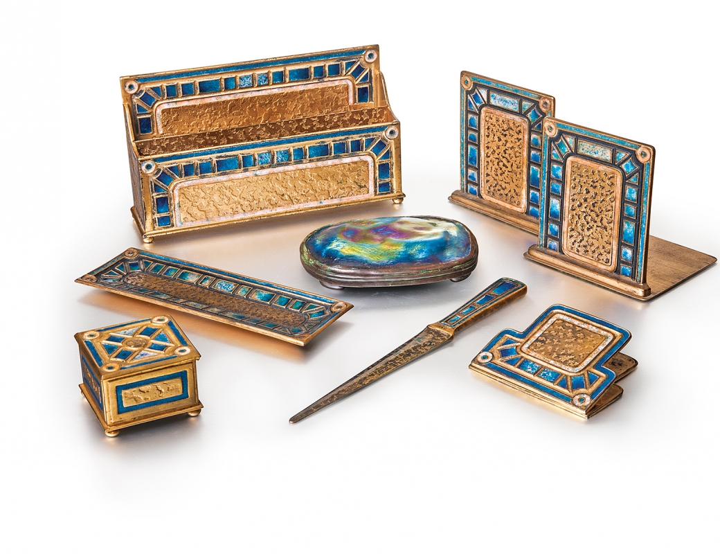 sets leather pin desk set this i need