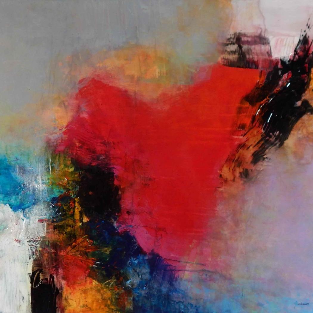 Intuitive Impressions: Javier López Barbosa, A Solo Exhibition