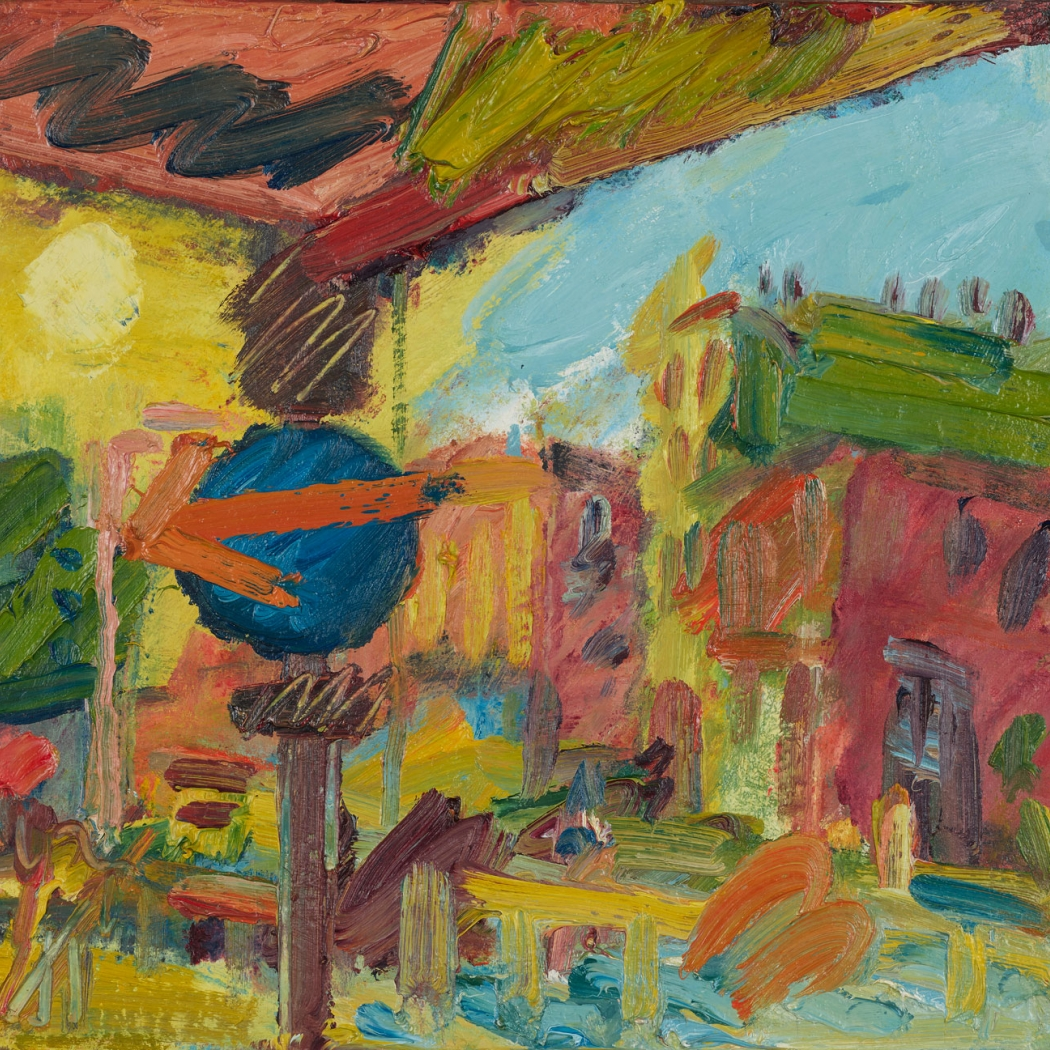 Frank Auerbach: Selected Works, 1978-2016